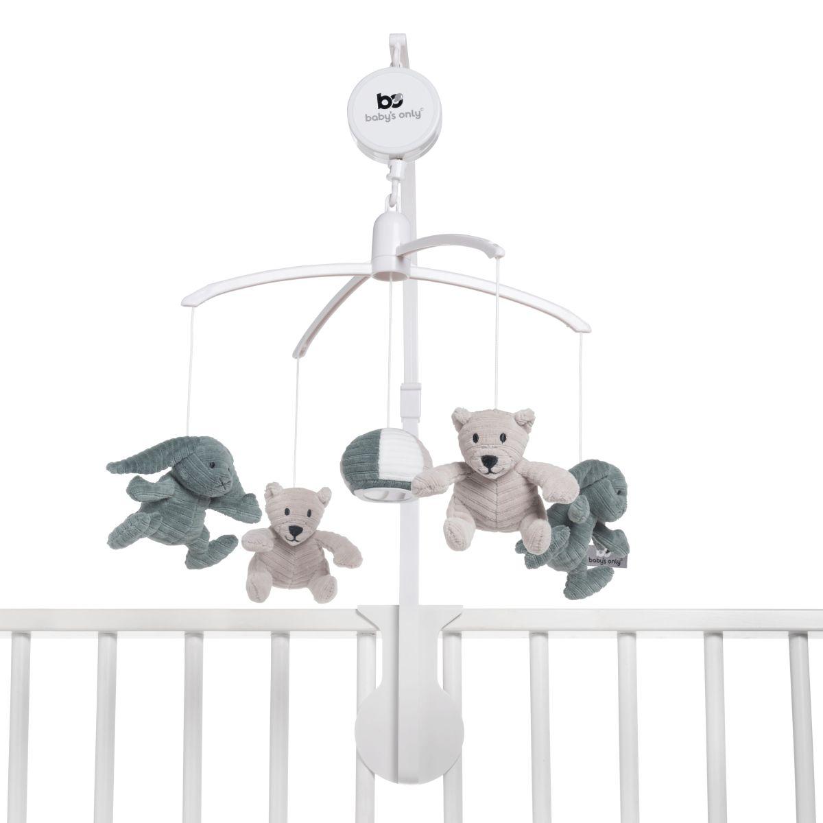 babys only bo024023059 sense muziekmobiel zeegroen 2