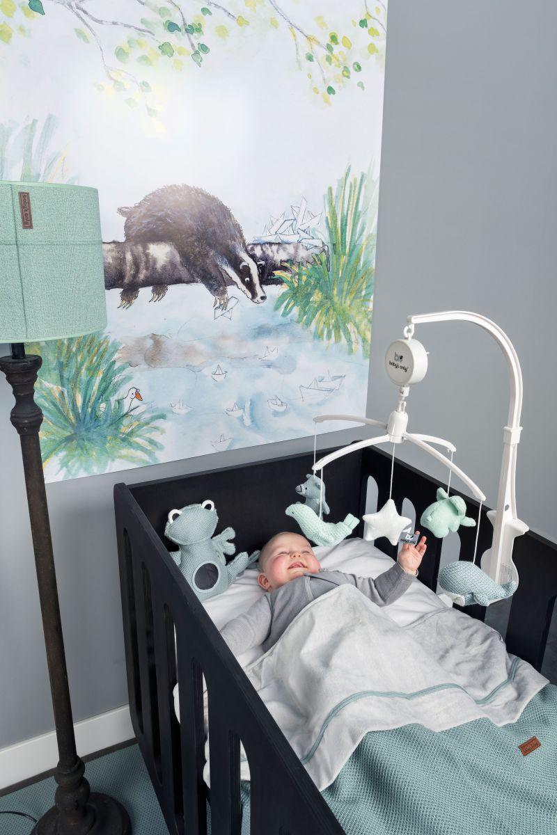babys only 0852353 muziekmobiel stonegreen mint wit 4