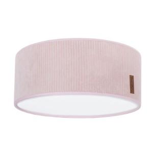 Plafonnière Sense oud roze - Ø35 cm