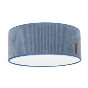 Plafonnière Sense vintage blue - Ø35 cm