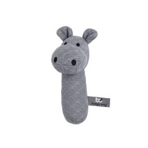 Rammelaar nijlpaard grijs