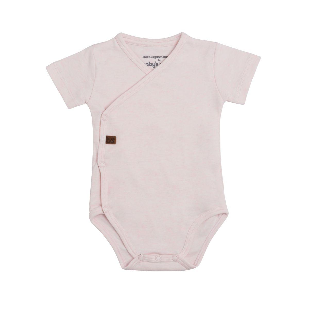 babys only 3455601 rompertje melange 5056 classic roze 1