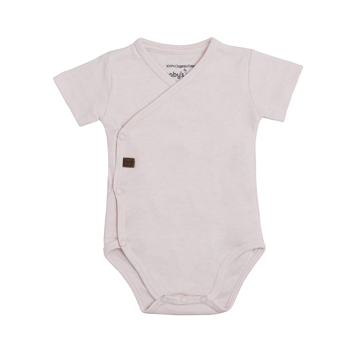 babys only 3456801 rompertje melange 68 classic roze 1