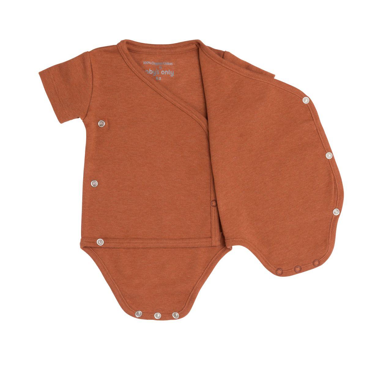 babys only 3456231 rompertje melange 62 honey 2