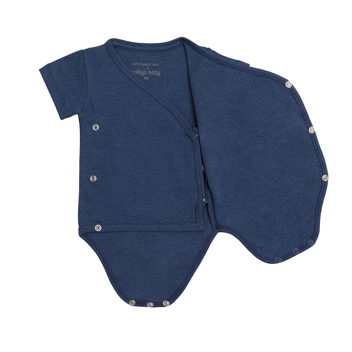 babys only 3455628 rompertje melange 5056 jeans 2