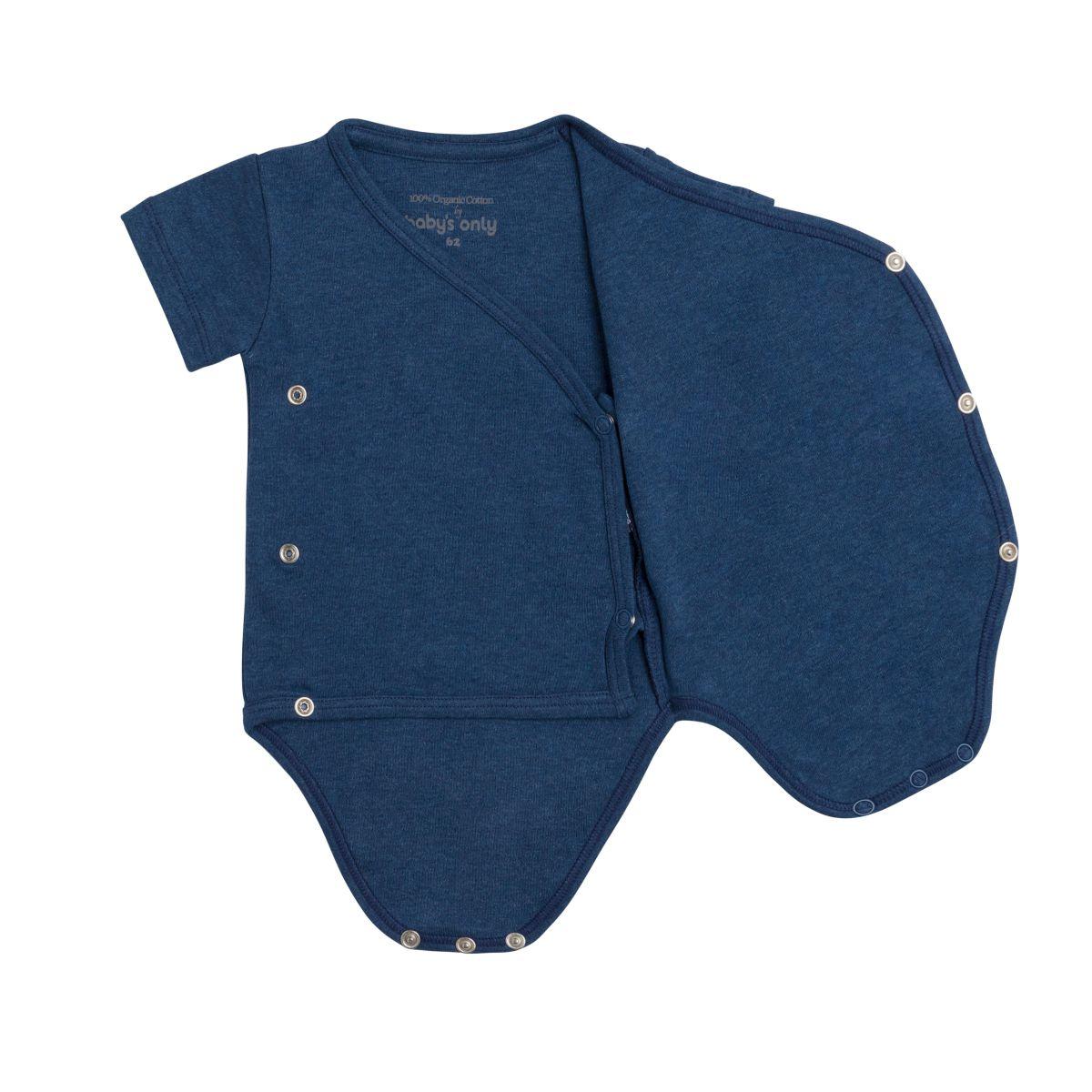 babys only 3456228 rompertje melange 62 jeans 2