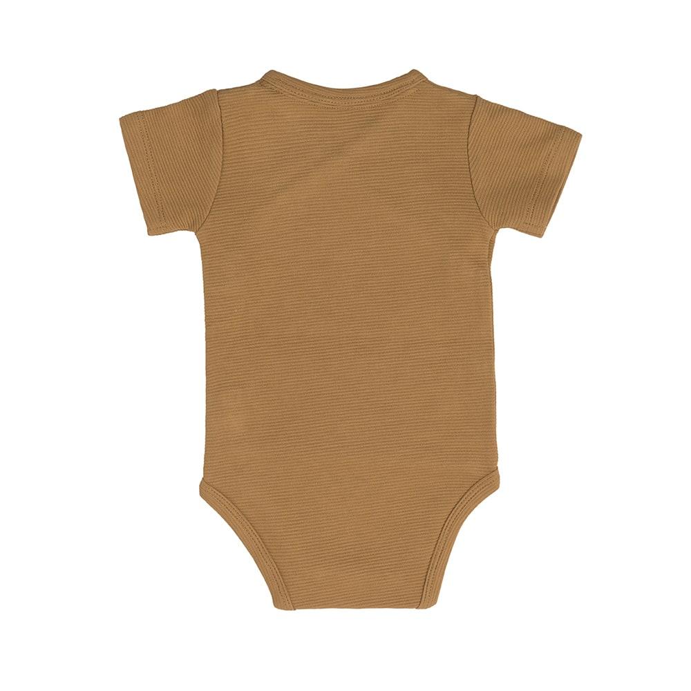 babys only bo341336037 pure rompertje caramel 2