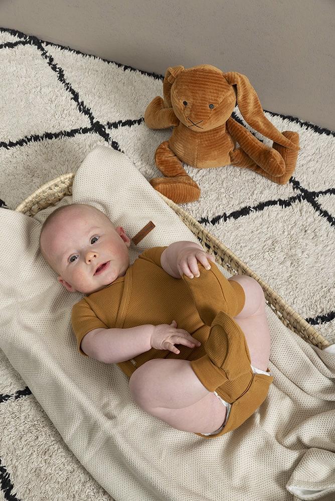 babys only bo341336037 pure rompertje caramel 4