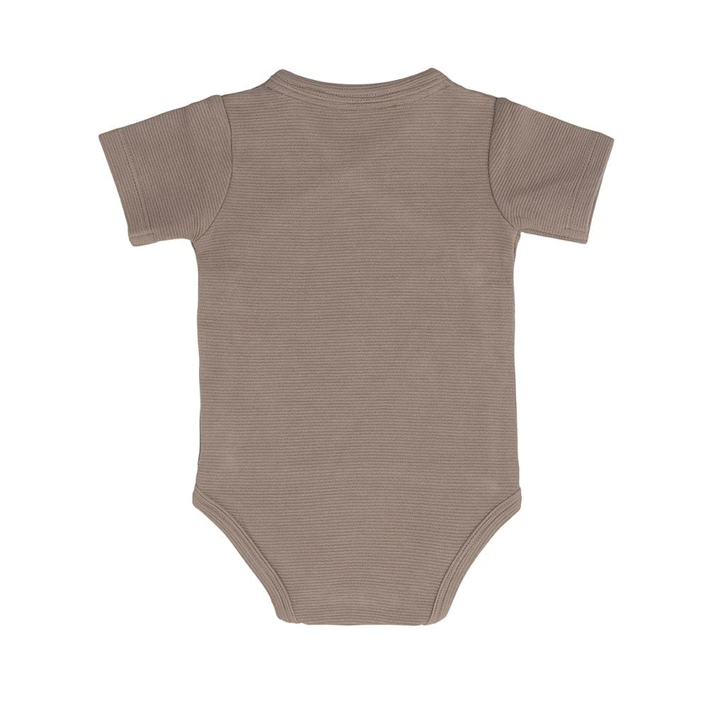 babys only bo341336039 pure rompertje mokka 2