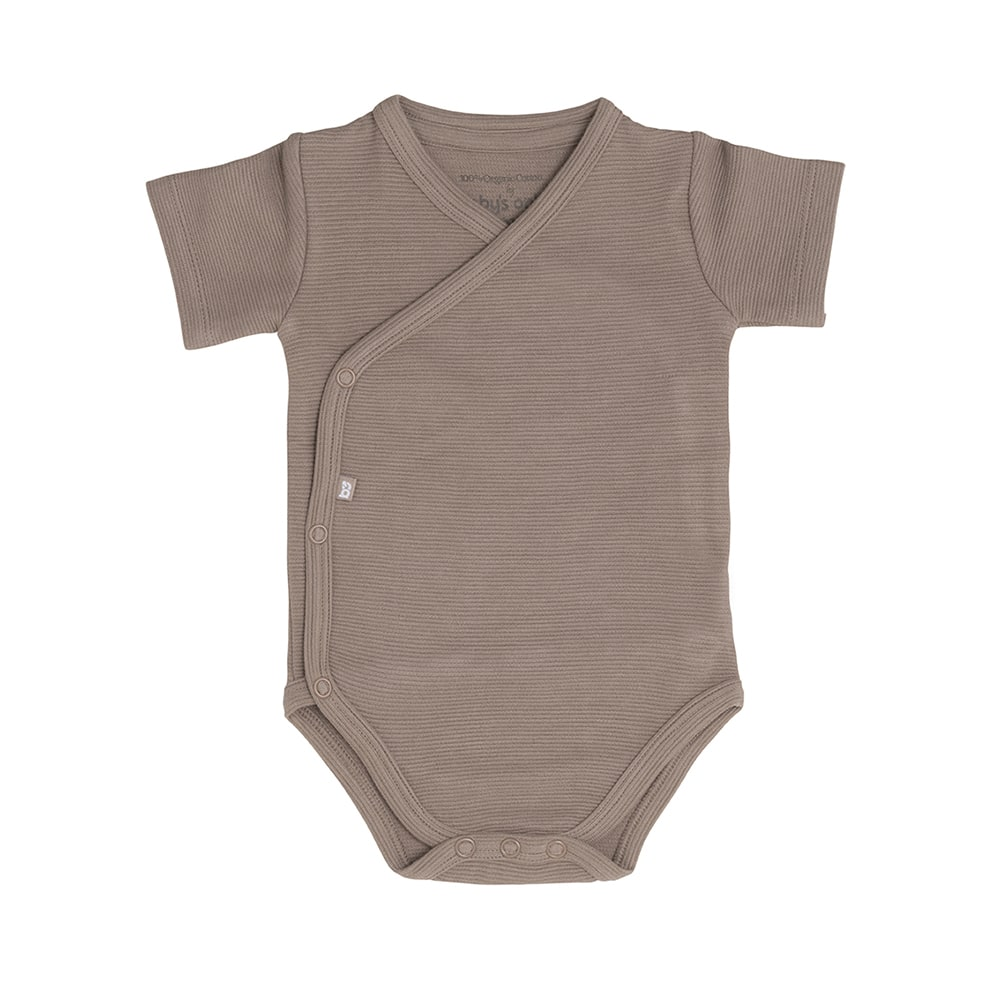 babys only bo341336039 pure rompertje mokka 1