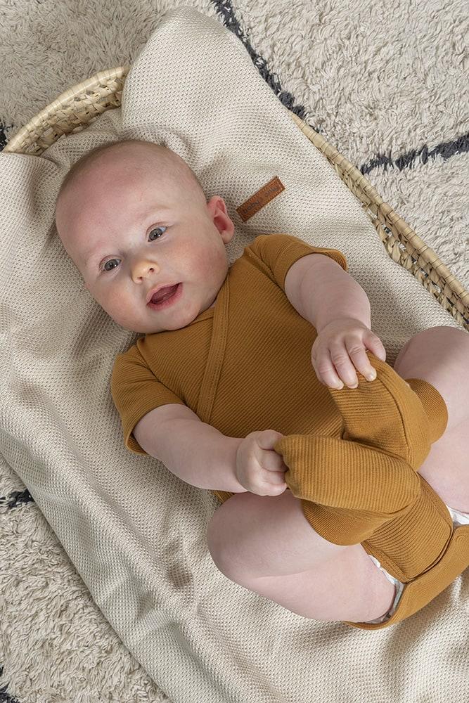 babys only bo341336039 pure rompertje mokka 4