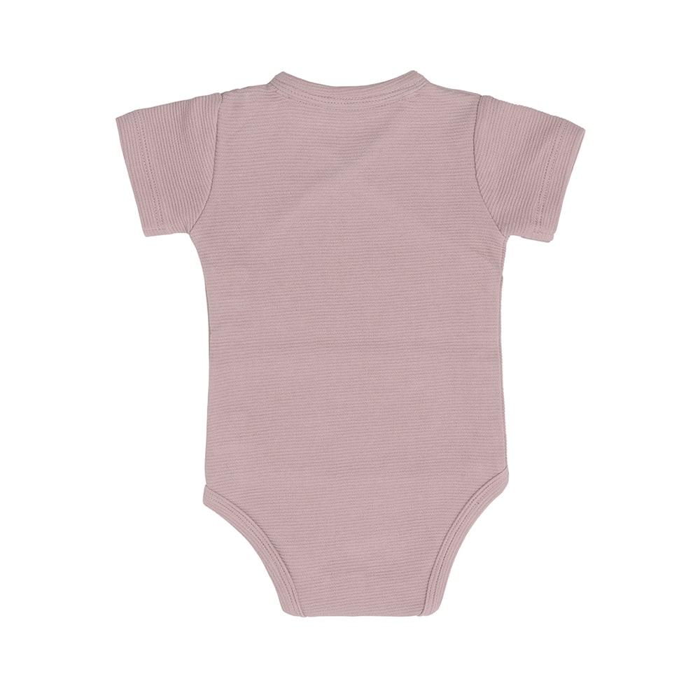 babys only bo341336007 pure rompertje oud roze 2