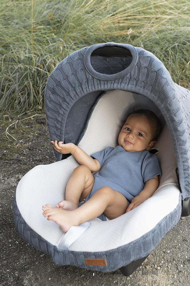 babys only bo341336038 pure rompertje vintage blue 5