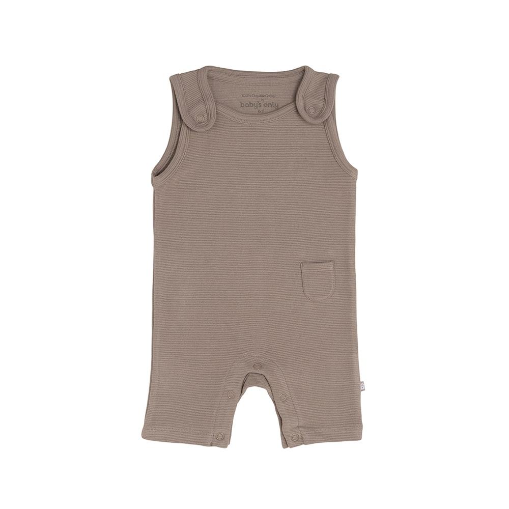 babys only bo341348039 pure salopette mokka 1