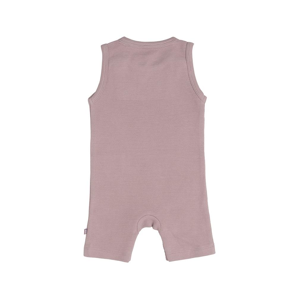 babys only bo341348007 pure salopette oud roze 2
