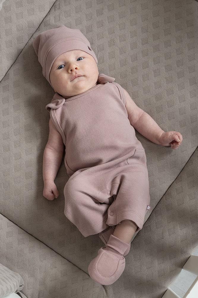babys only bo341348007 pure salopette oud roze 3