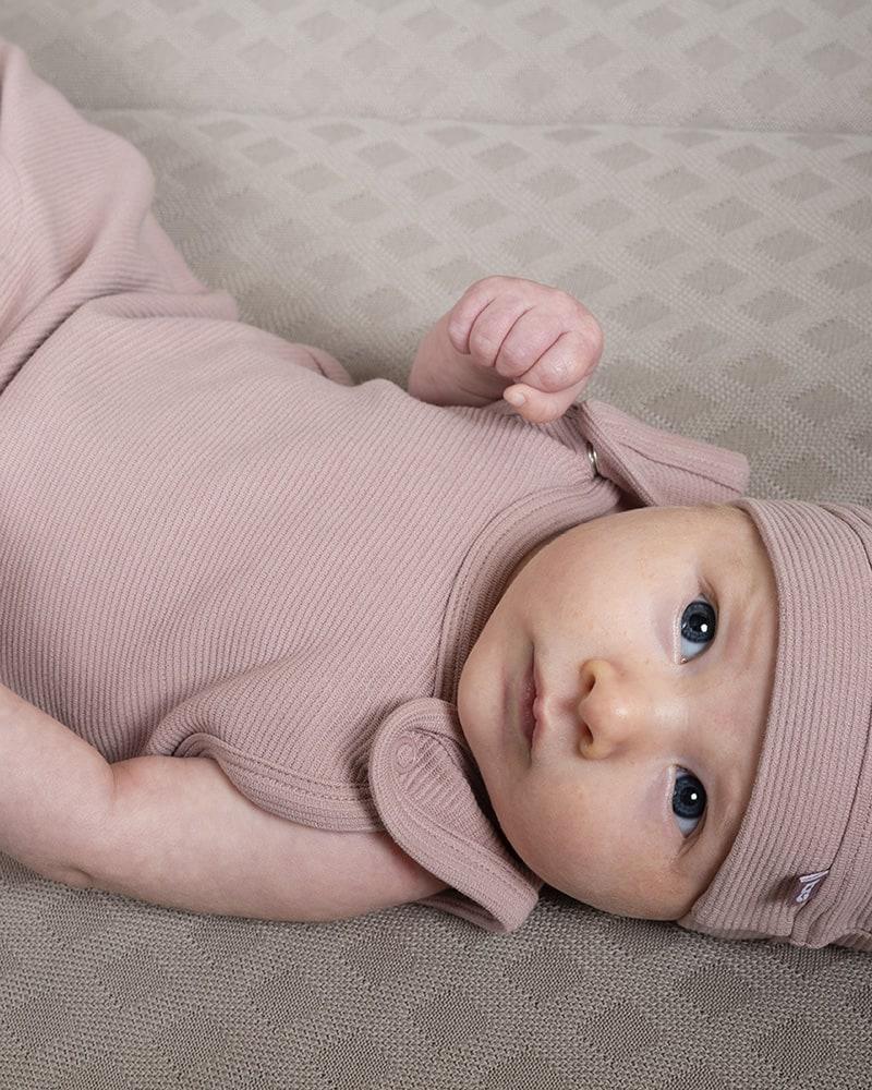 babys only bo341348007 pure salopette oud roze 4
