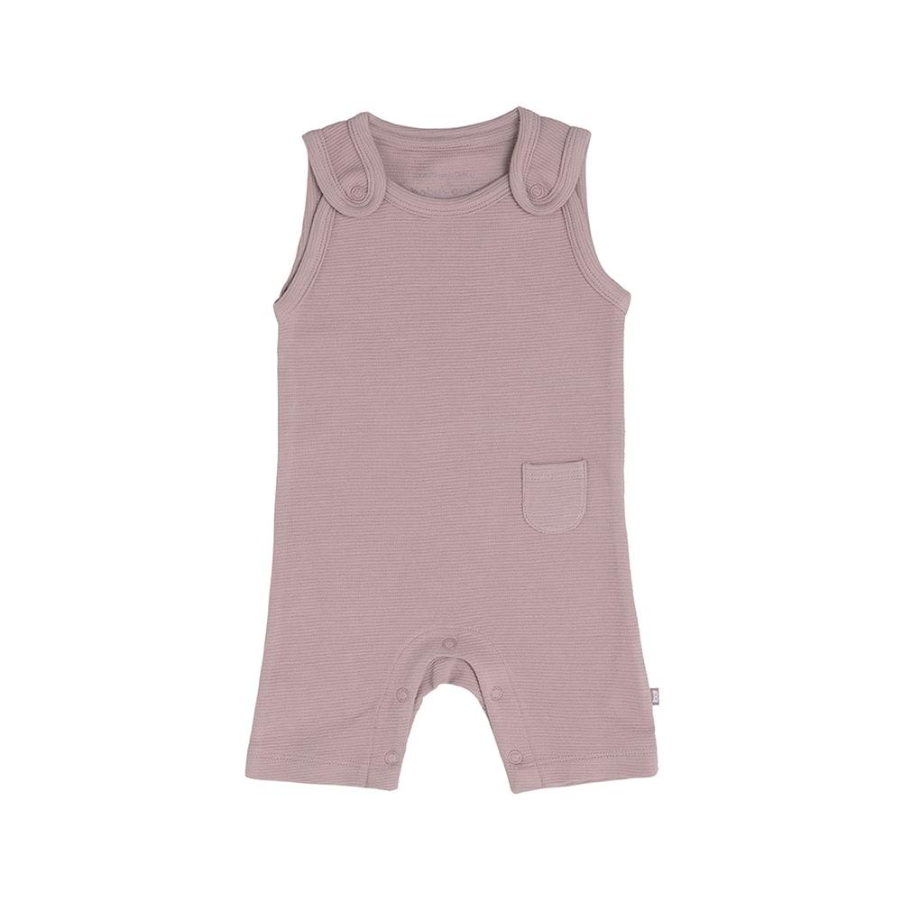 babys only bo341348007 pure salopette oud roze 1