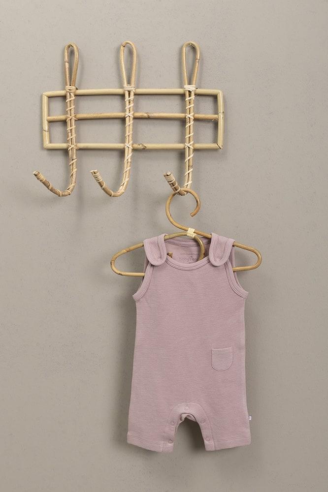 babys only bo341348007 pure salopette oud roze 5