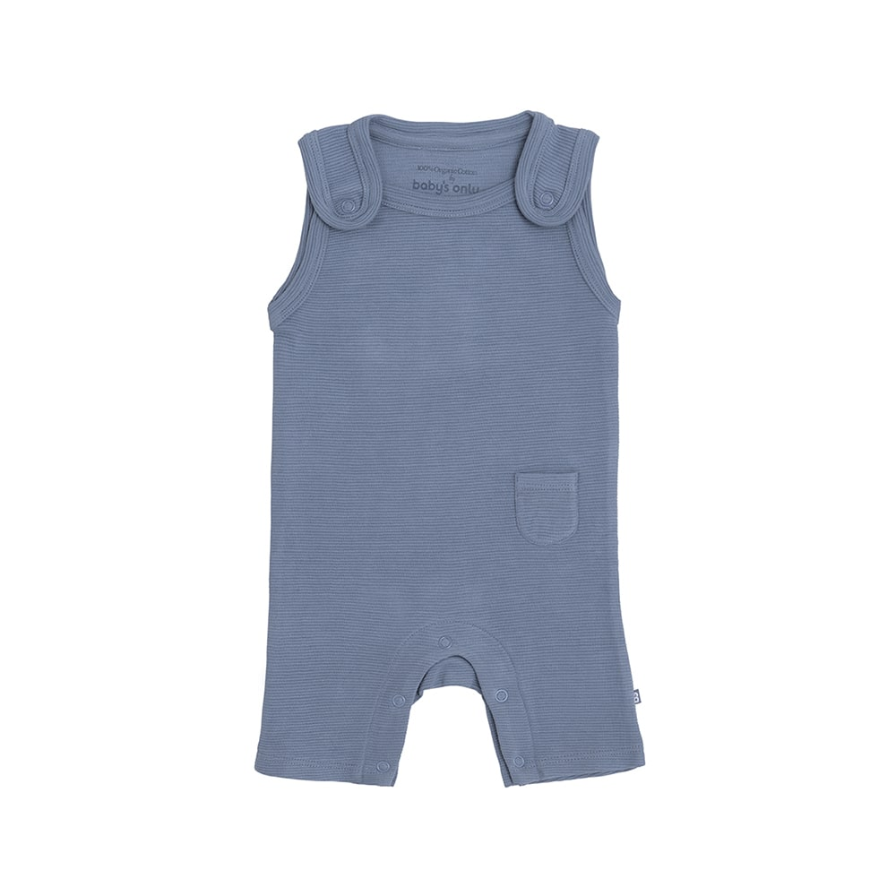 babys only bo341348038 pure salopette vintage blue 1