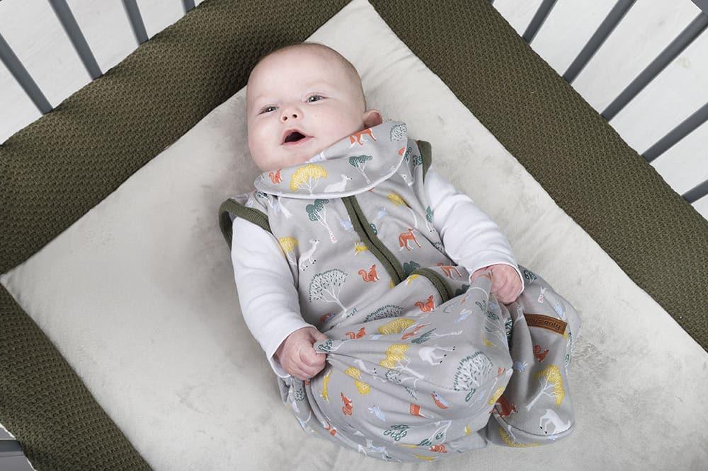 2643 babys only forest slaapzak 90 cm 2