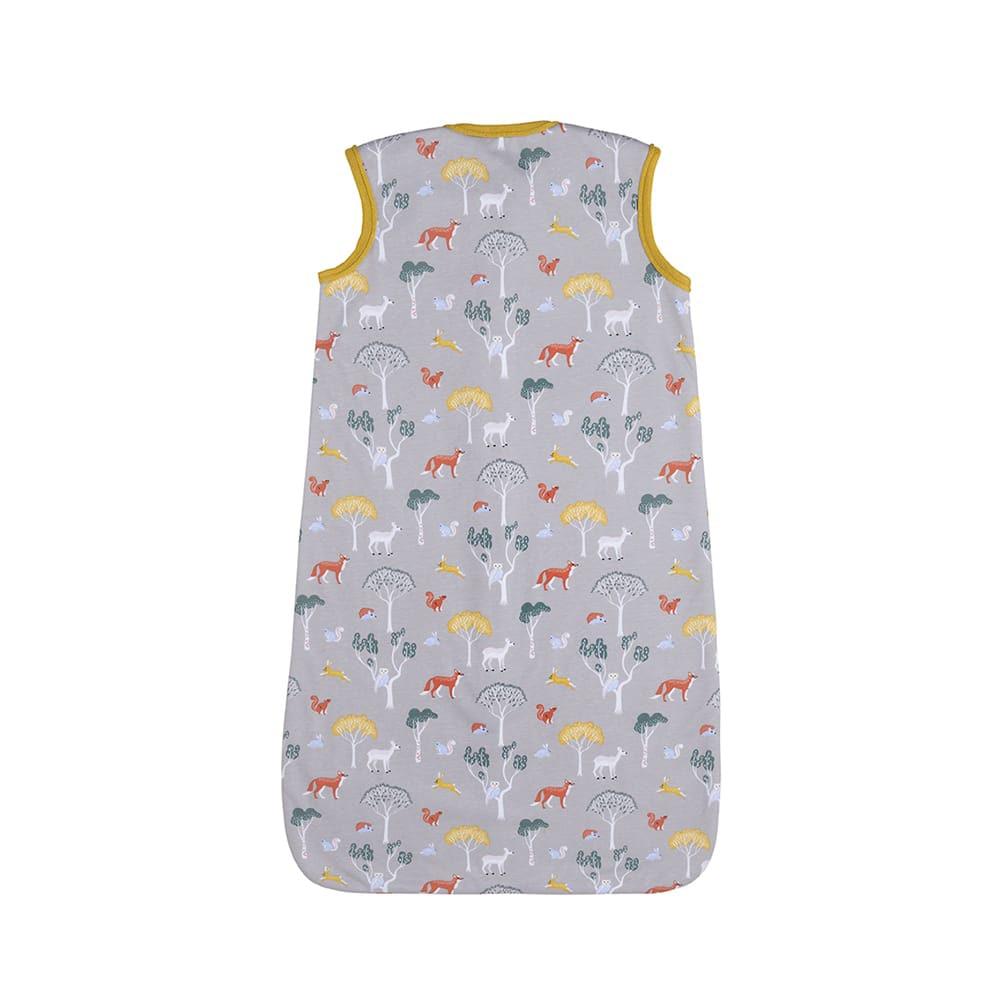 babys only 0267308 slaapzak 70 cm forest mustard 2