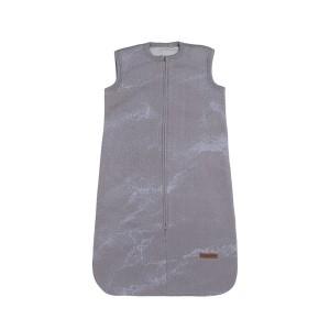 Slaapzak Marble cool grey/lila - 90 cm