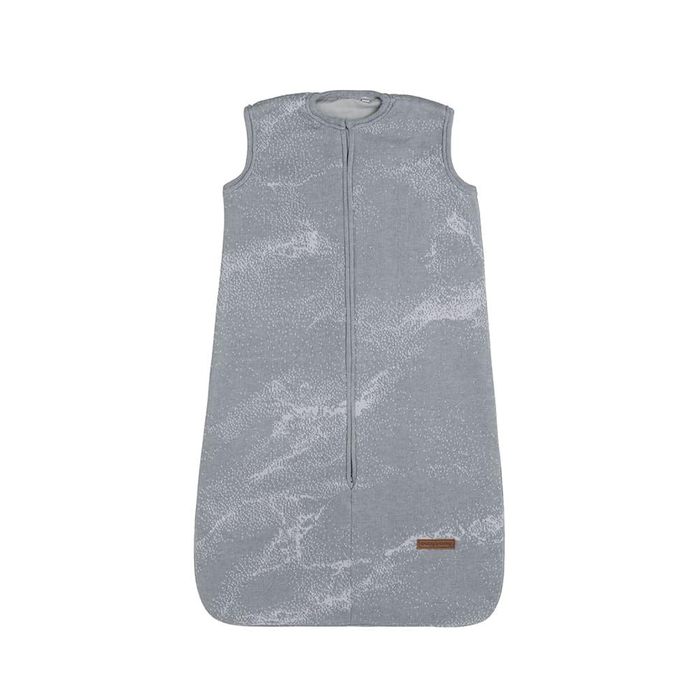 babys only 0217382 slaapzak 70 cm marble grijs zilvergrijs 1