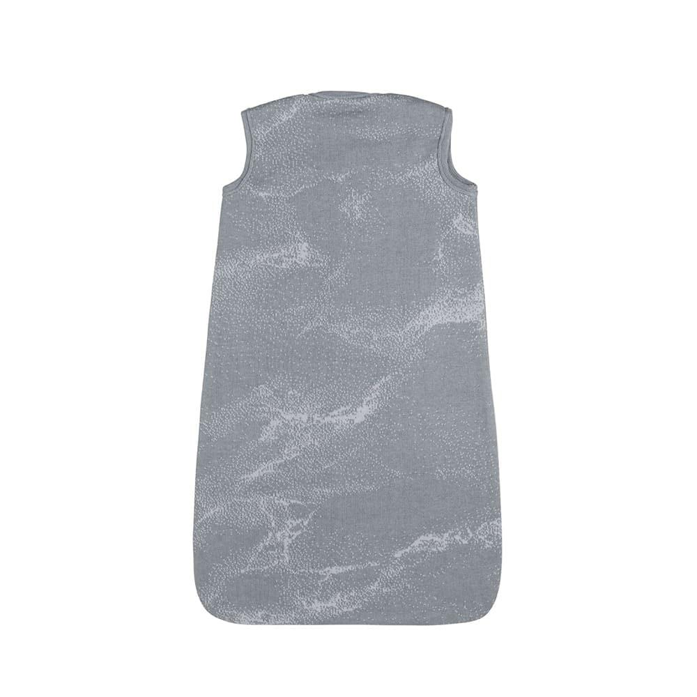 slaapzak marble grijszilvergrijs 70 cm