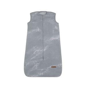 Slaapzak Marble grijs/zilvergrijs - 90 cm