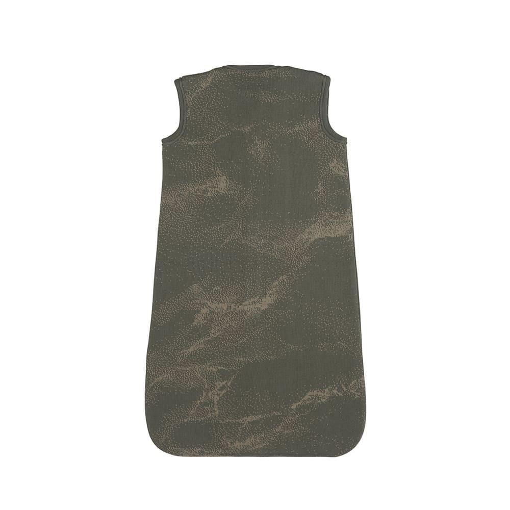 slaapzak marble khakiolive 90 cm