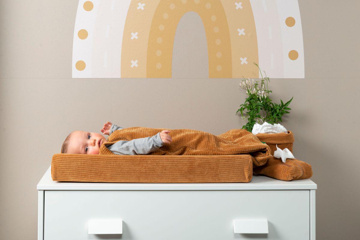 babys only bo02407303751 sense slaapzak caramel 90 cm 3