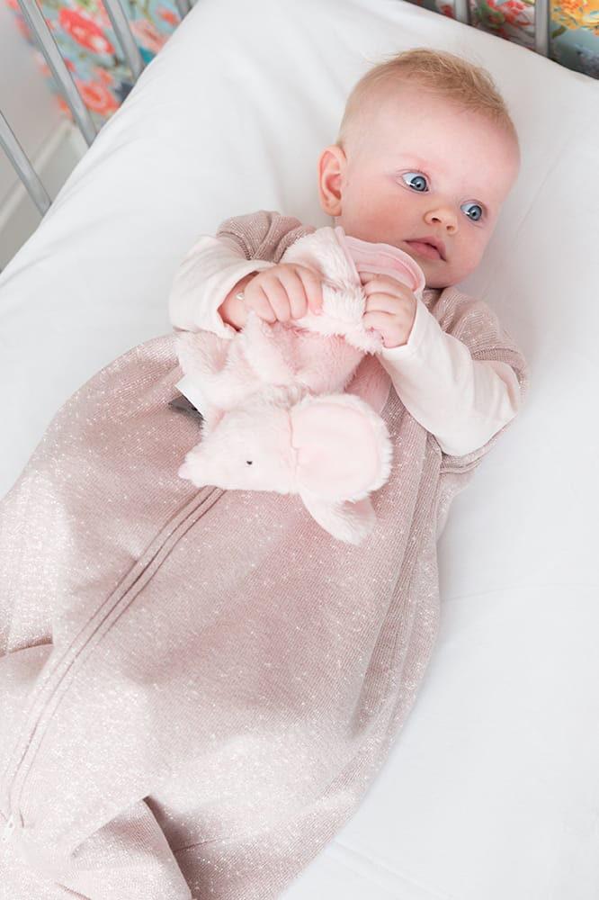 babys only 4043 slaapzak 90cm sparkle 1