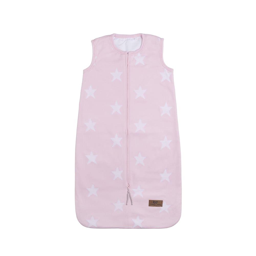 babys only 0914394 slaapzak 90 cm star baby roze wit