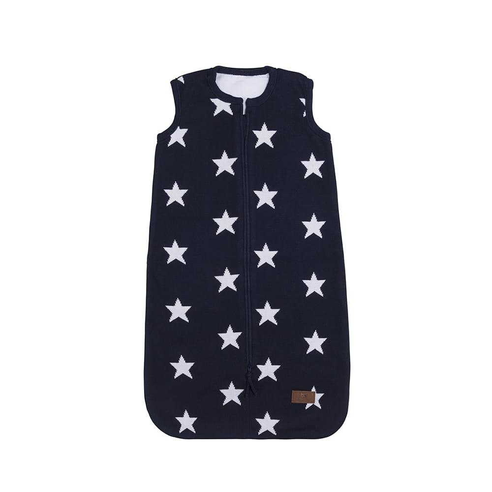 babys only 0914397 slaapzak 90 cm star marine wit