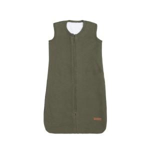 Slaapzak teddy Classic khaki - 70 cm
