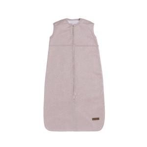 Slaapzak teddy Sparkle zilver-roze mêlee - 70 cm