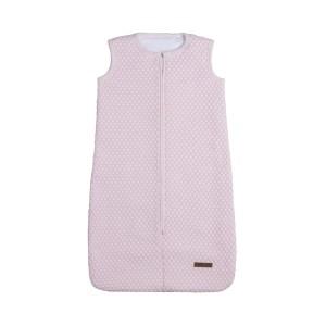 Slaapzak teddy Sun classic roze/baby roze - 70 cm