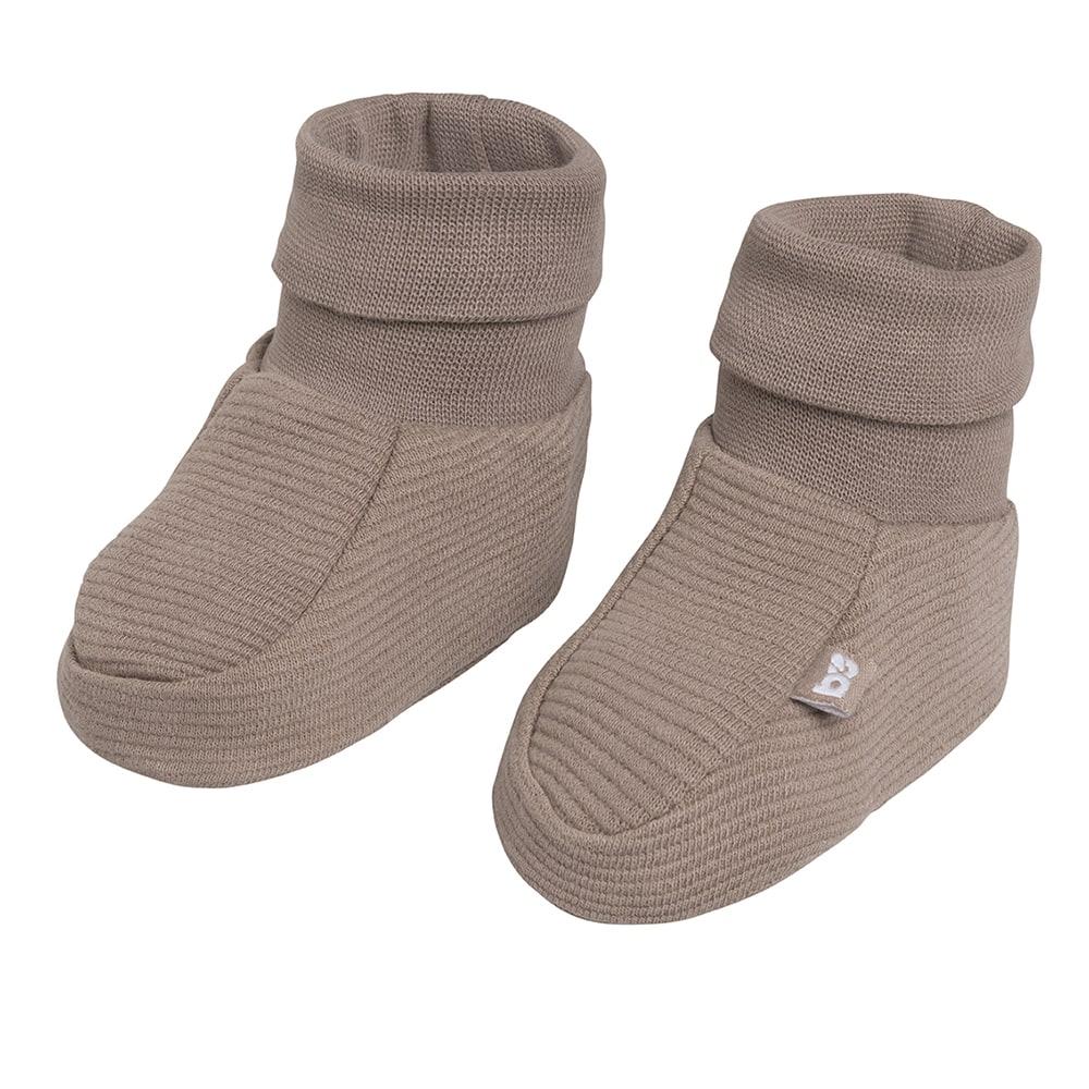 babys only bo341328039 pure slofjes mokka 1