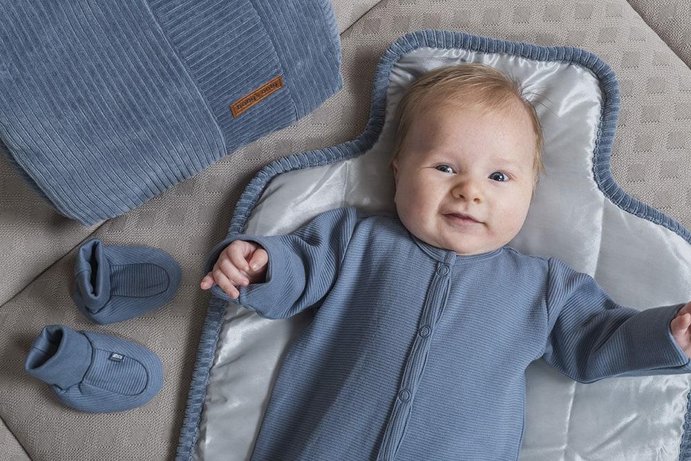 babys only bo341328038 pure slofjes vintage blue 4