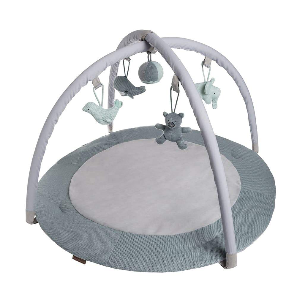 babys only 0850253 baby play gym stonegreen mint wit 1