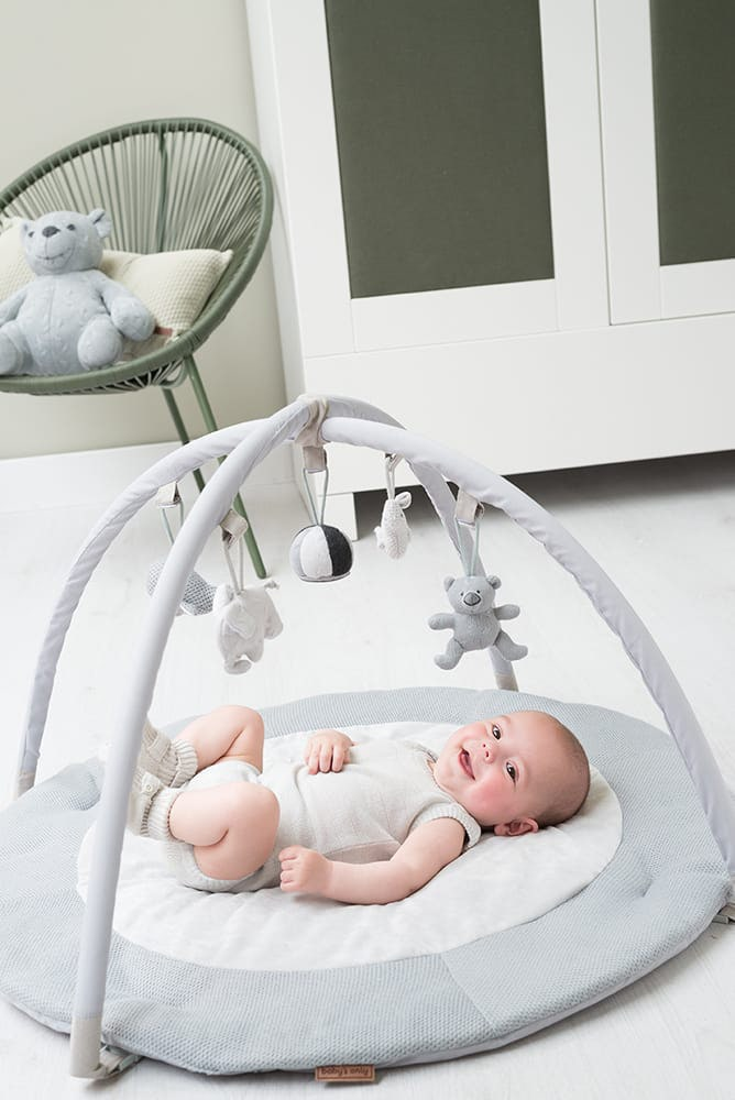 babys only 0850252 baby play gym zilvergrijs grijs wit 6