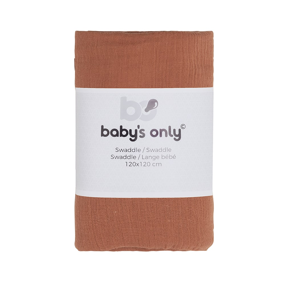 swaddle breeze roest 120x120