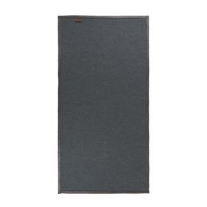 Vloerkleed korrel antraciet - 138x70