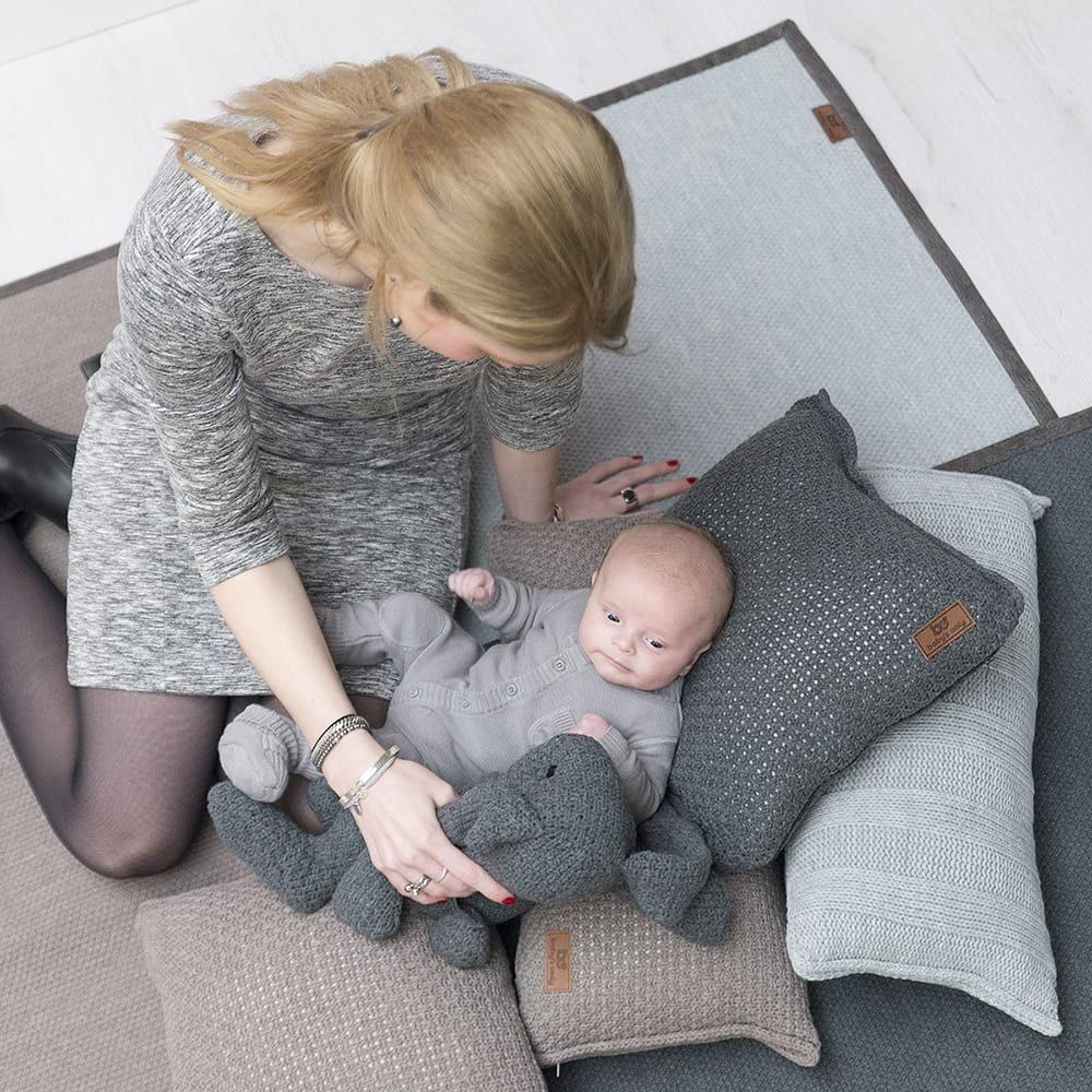 babys only 0830522 vloerkleed korrel grijs 8
