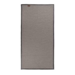Vloerkleed korrel taupe - 138x70