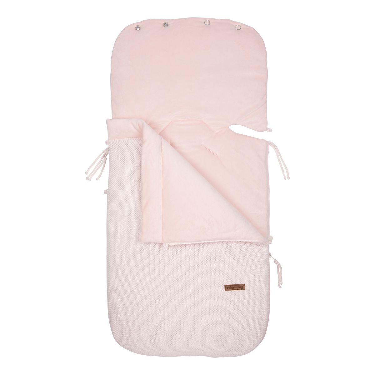 babys only bo02003300150 classic voetenzak roze 1