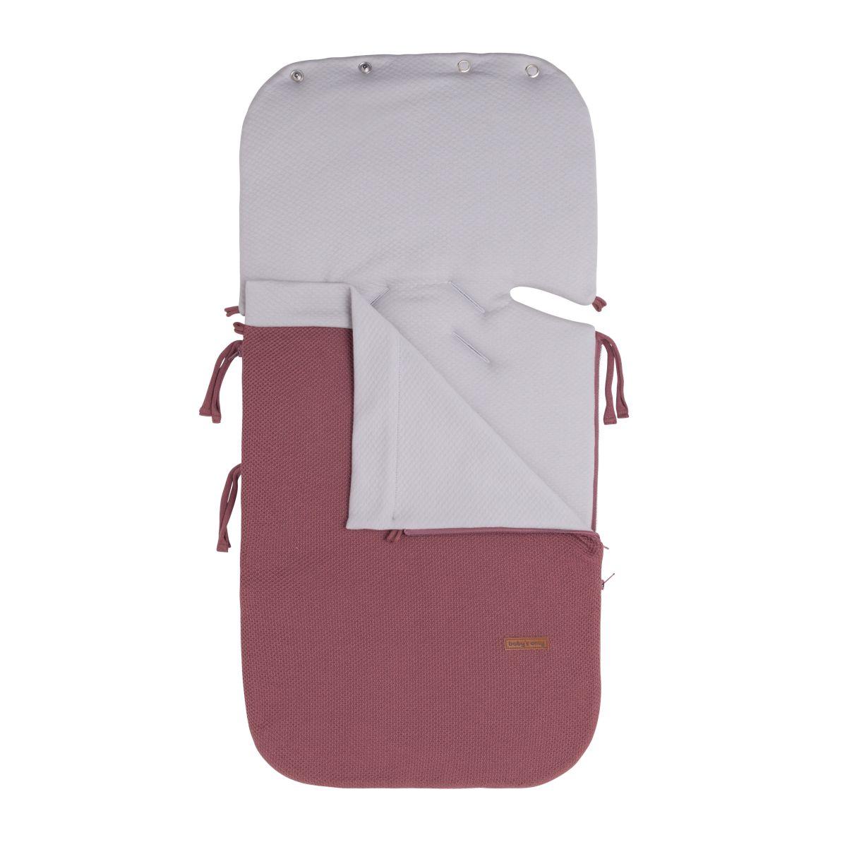 babys only bo020033040 classic voetenzak stone red 1
