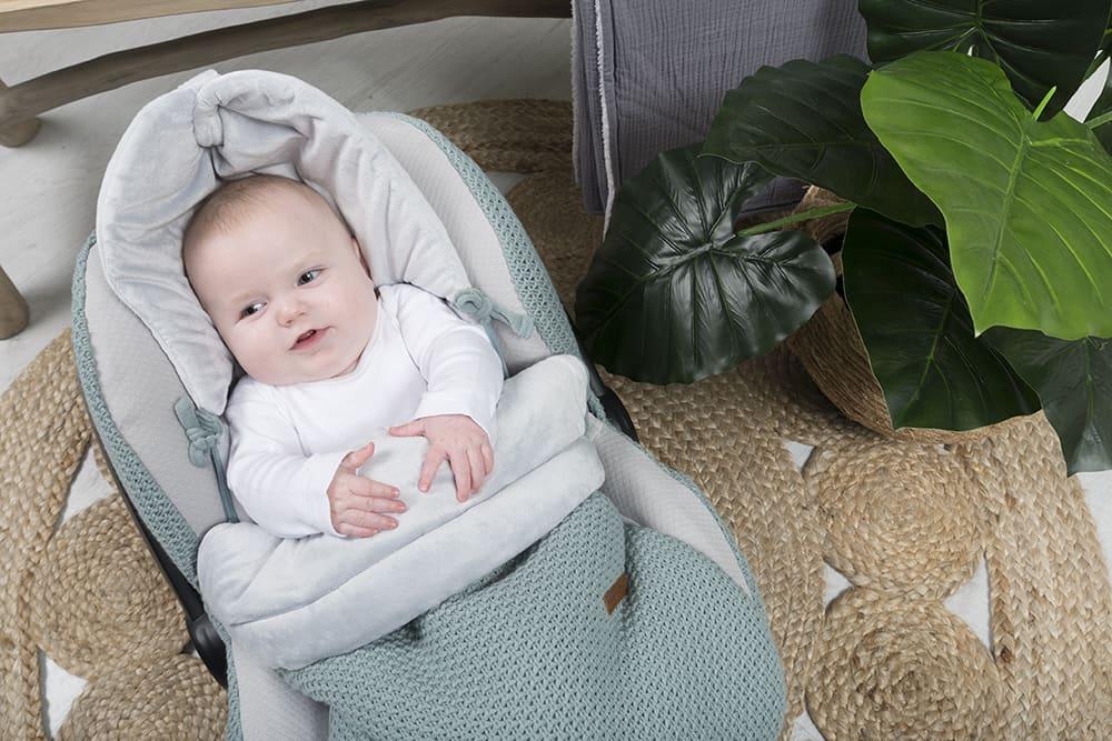 3233 babys only flavor voetenzak autostoel 1
