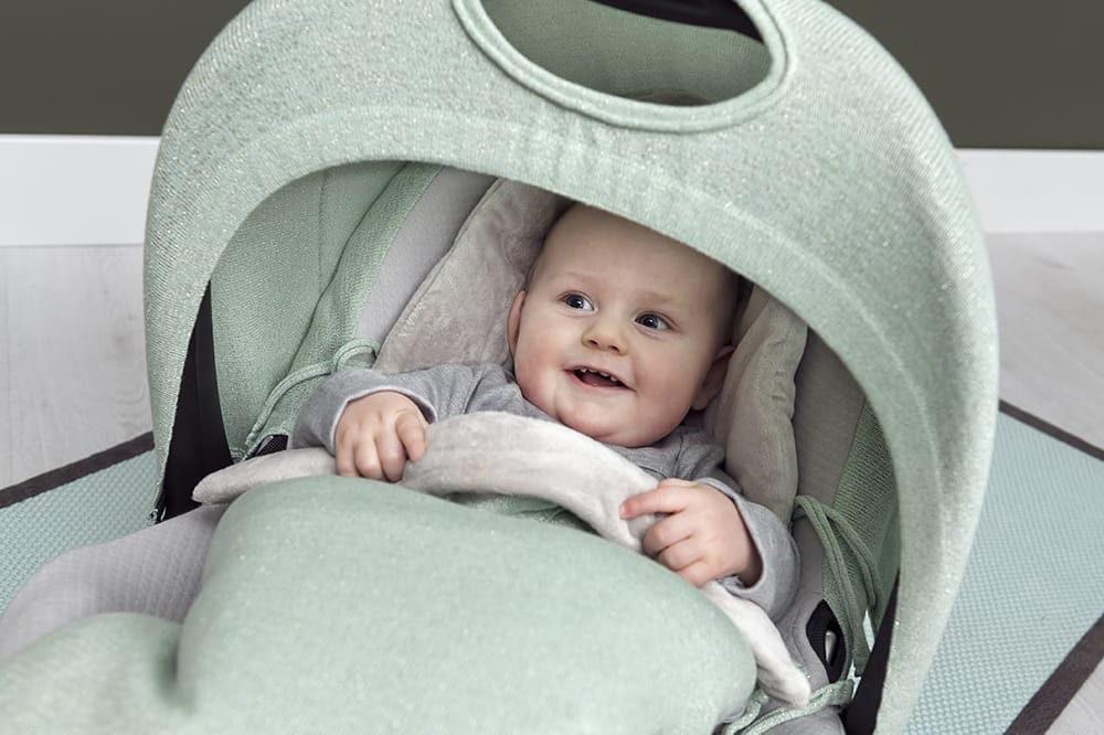 babys only 4033 voetenzak autostoel 0 sparkle 3